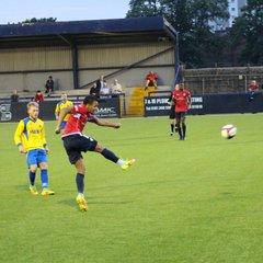 AFC Mansfield Pre Season Home