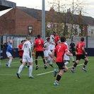 HYDE UNITED FC 1-0 OSSETT ALBION FC