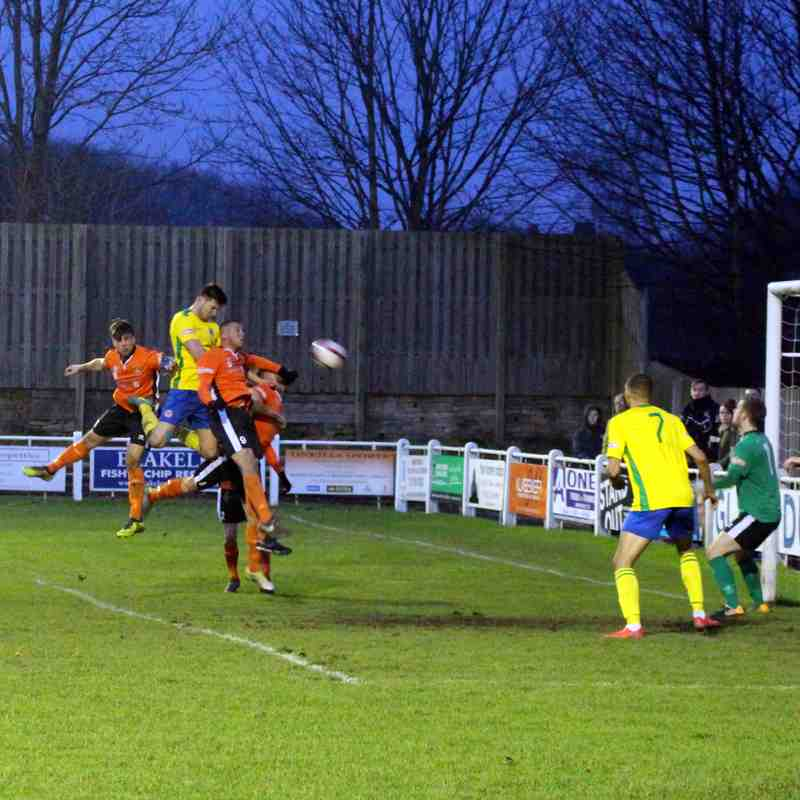 Brighouse Town Away