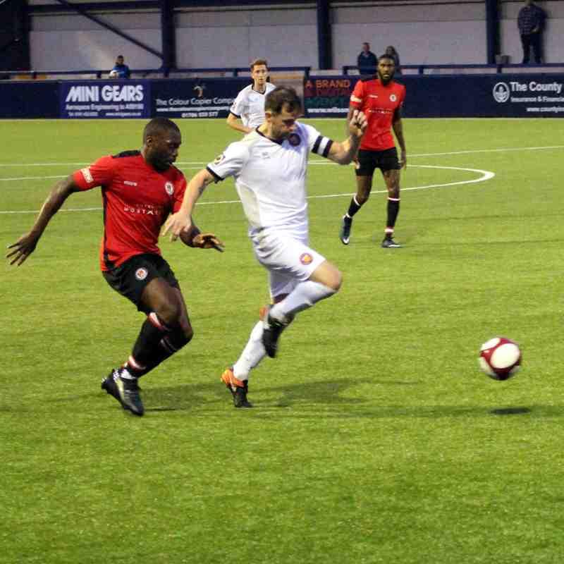FC United Home - Pre season