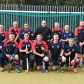 Sanderstead Men's 2s 2 - 2 Croydon and Old Whitgiftian Rustlers