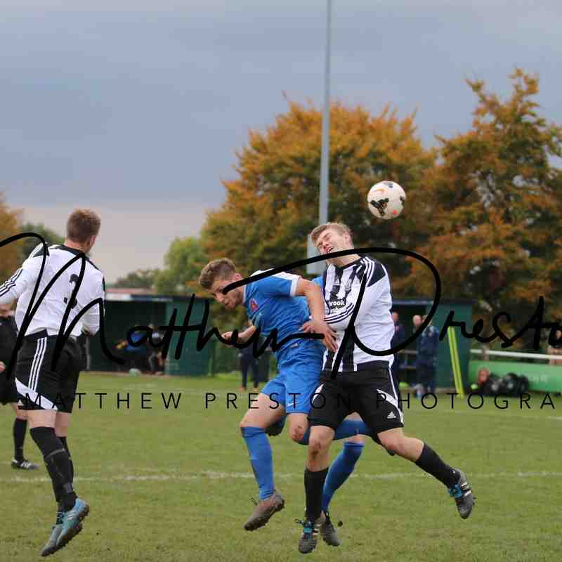 22nd October v Shawbury United