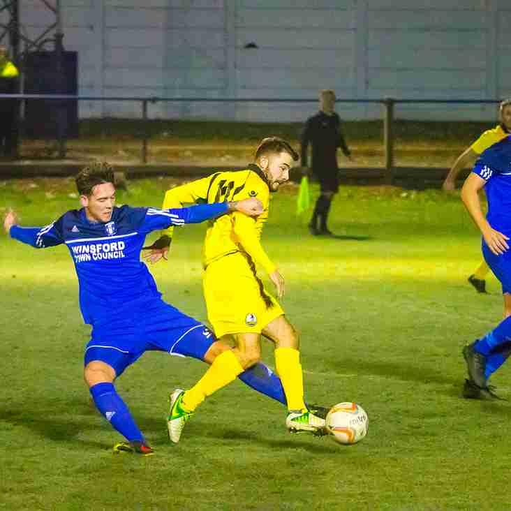PREVIEW: Winsford United v Widnes