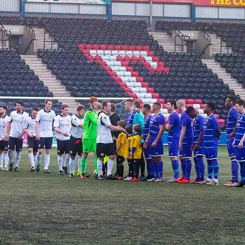 Widnes FC Vs Stockport town fc