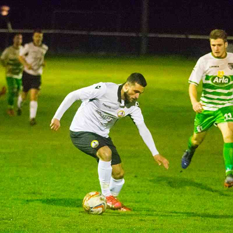 Widnes FC vs FC Oswestry Town