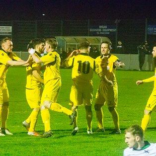 REPORT: Charnock Richard 4-2 Widnes