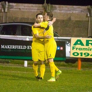 REPORT: Ashton Town 0-6 Widnes