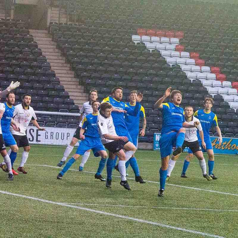 Macron Cup Widnes FC Vs Barnoldswick FC