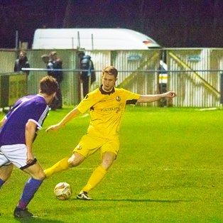 REPORT: Bacup Borough 0-1 Widnes