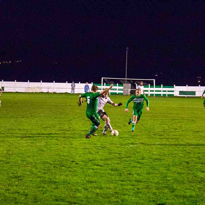 Holker Old Boys FC Vs Widnes FC