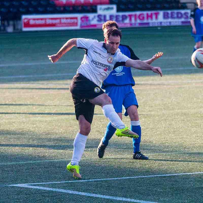 Widnes FC Vs Cheadle Town FC