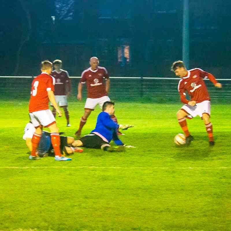 Widnes FC Vs Prestwich Heys FC