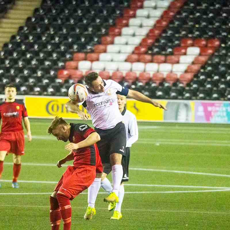 Widnes FC Vs Silsden FC (replayed game)