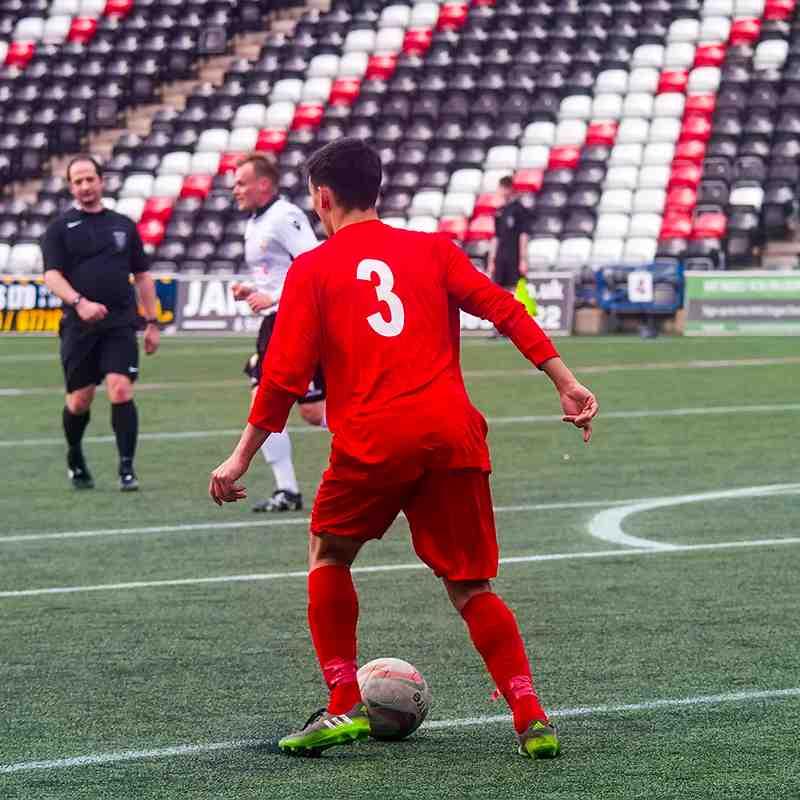 Widnes FC Vs Eccleshall FC