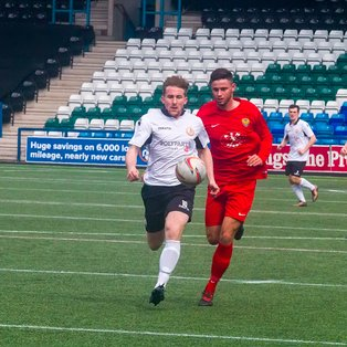 REPORT: Widnes 5-0 Eccleshall