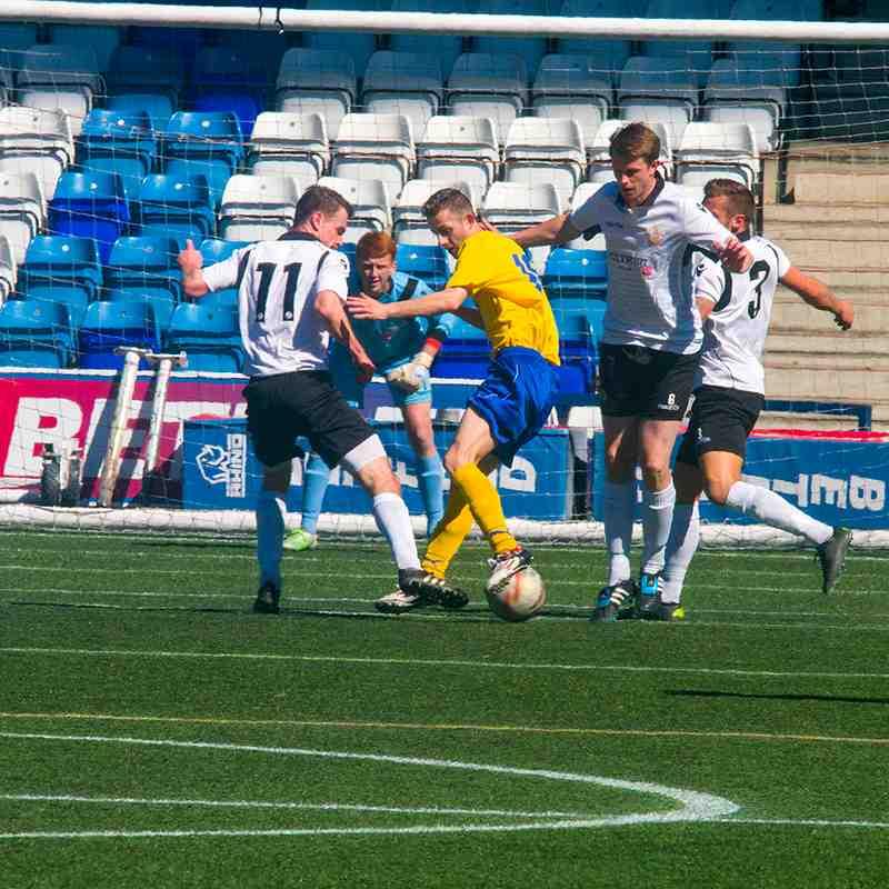 Widnes FC Vs Charnock Richard FC