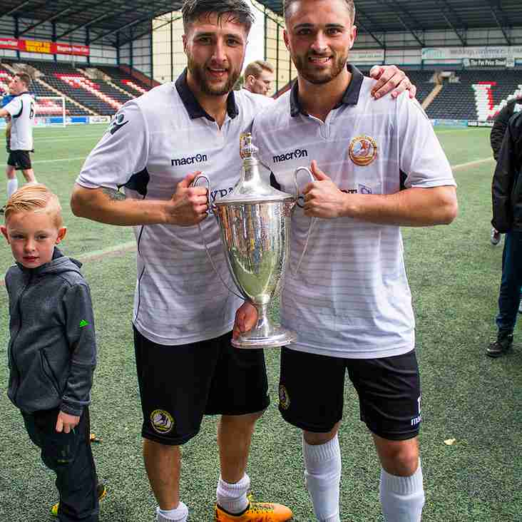 Lomax Brothers pen new deals