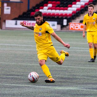 REPORT: Maghull 1-5 Widnes