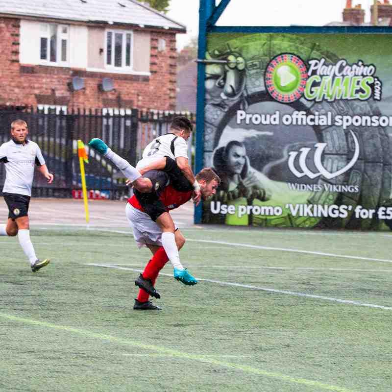 Widnes FC Vs Handsworth Parramore FC
