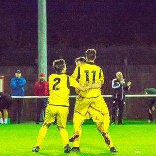 REPORT: Widnes 2-1 Congleton Town