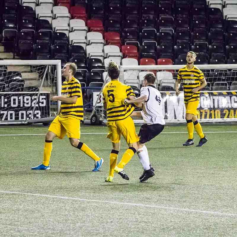 Widnes FC Vs Congleton Town FC
