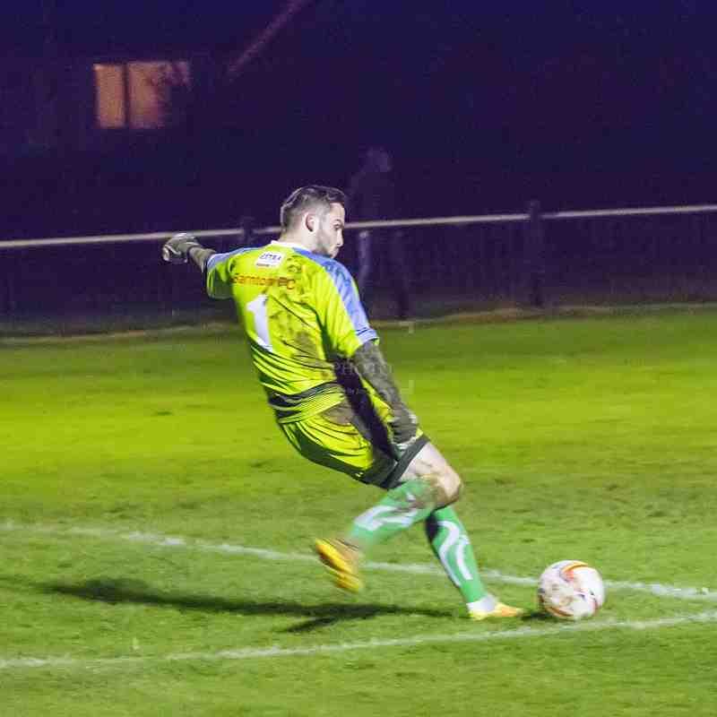 Barnton FC Vs Widnes FC