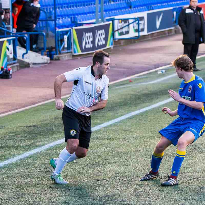 Widnes FC Vs Bootle FC