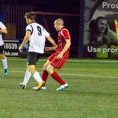 Widnes FC Vs Squires Gate FC