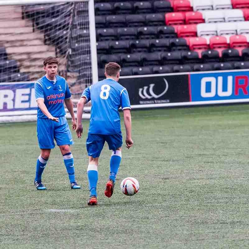 Widnes FC Vs Padiham FC
