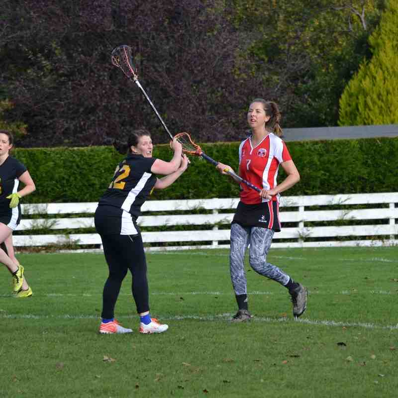 Ladies vs Heaton Mersey 22nd October 2016