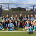 Under 16 Girls beat Newbury and Thatcham U16 Girls 5 - 3