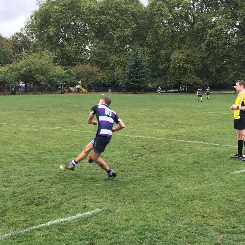 2nd XV hold out against Bec Old Boys in close-run affair