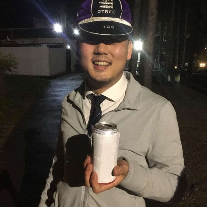 OTs run riot to celebrate Jae's Centenary in style