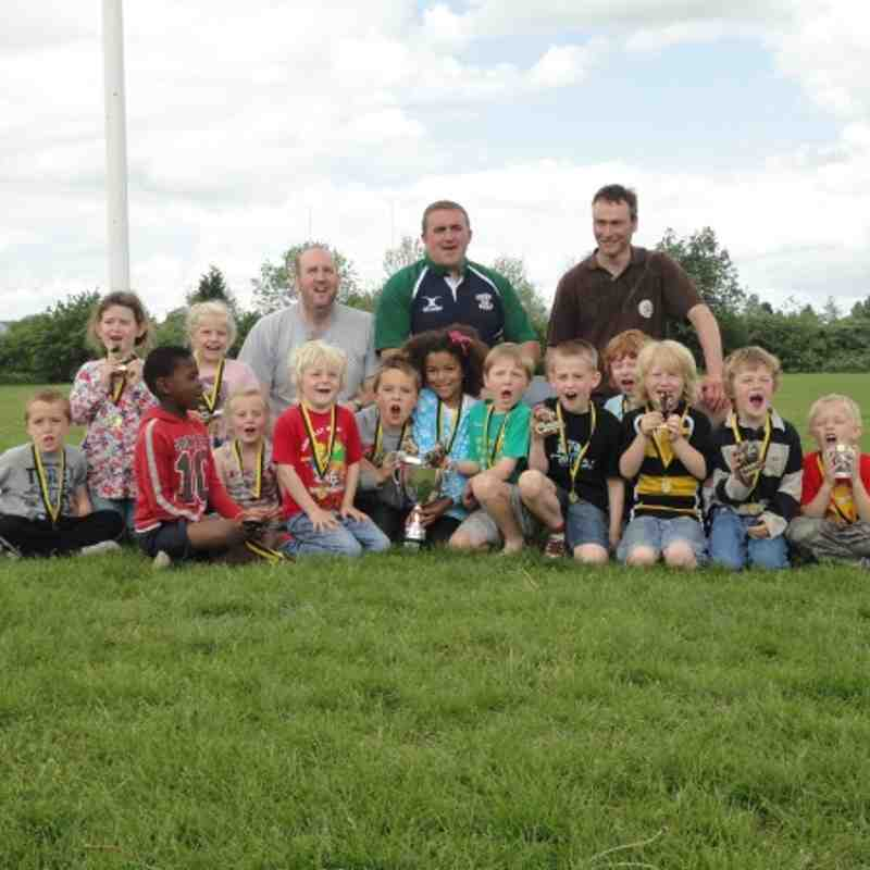 Under 7-6's Funday 2011