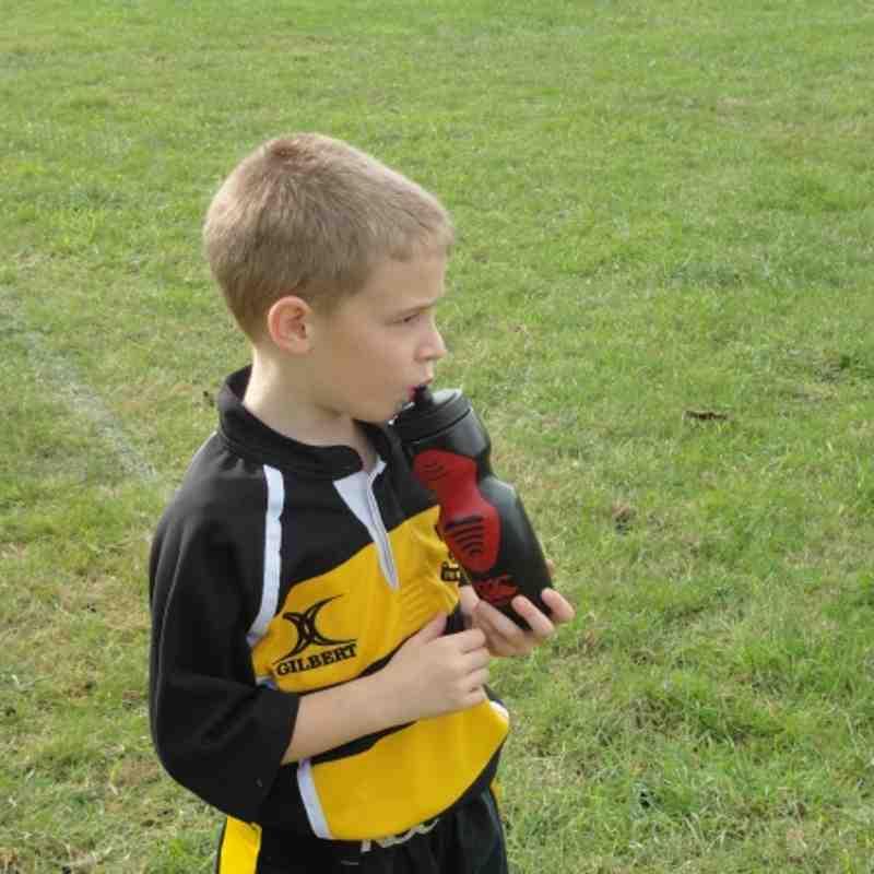 Under 8's - Newport 09/10/2011