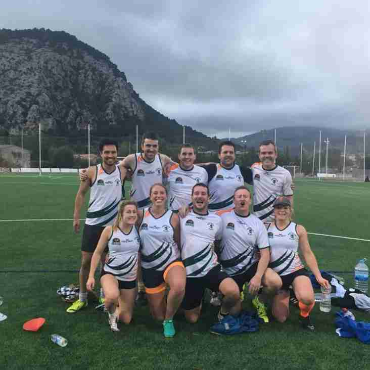 Tigers on Tour – Mallorca Bocs Competition - Nov 2016