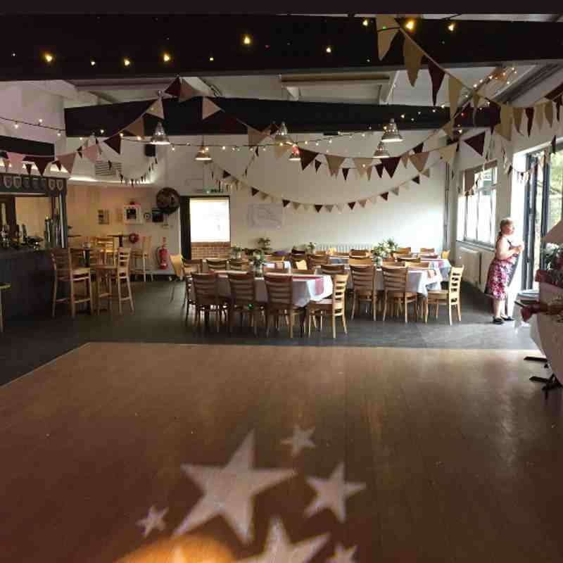 Horsham Rugby Club venue hire - Birthdays & celebrations