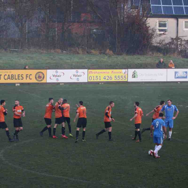 Prescot Cables V Ramsbottom United 17/12/2016
