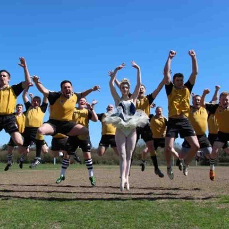 Ballet and Rugby