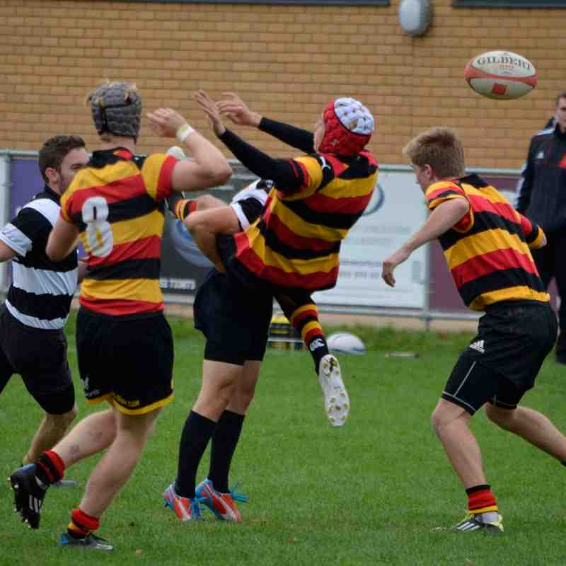 Academy v Richmond 12th Oct