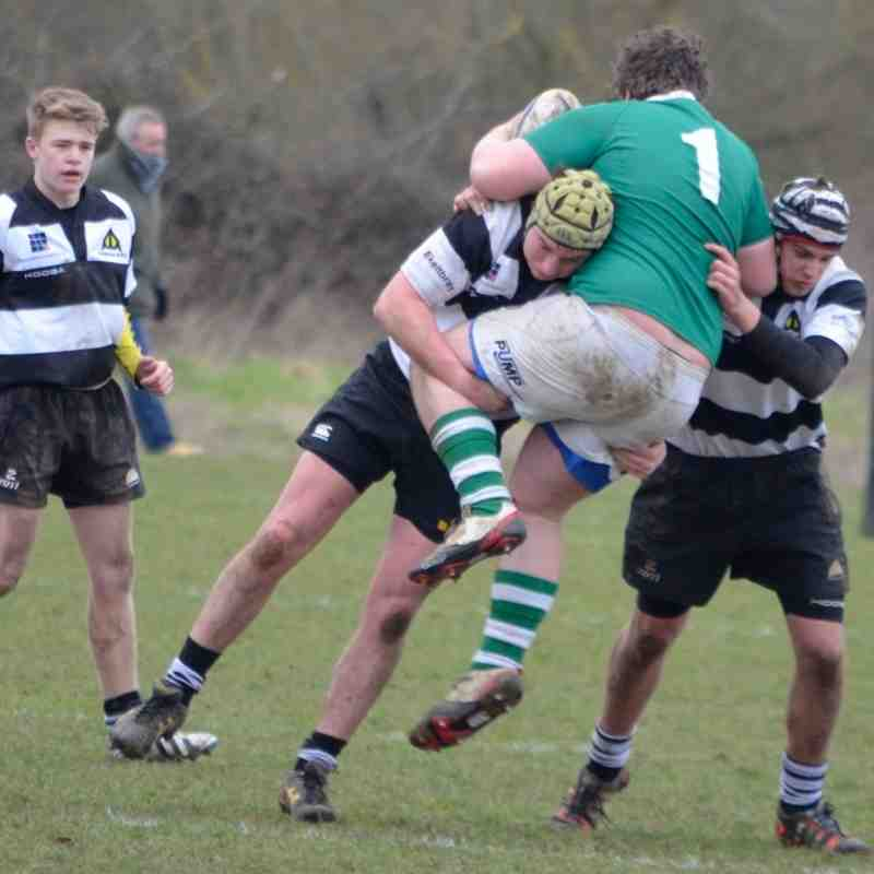 Div1: Academy v London Irish