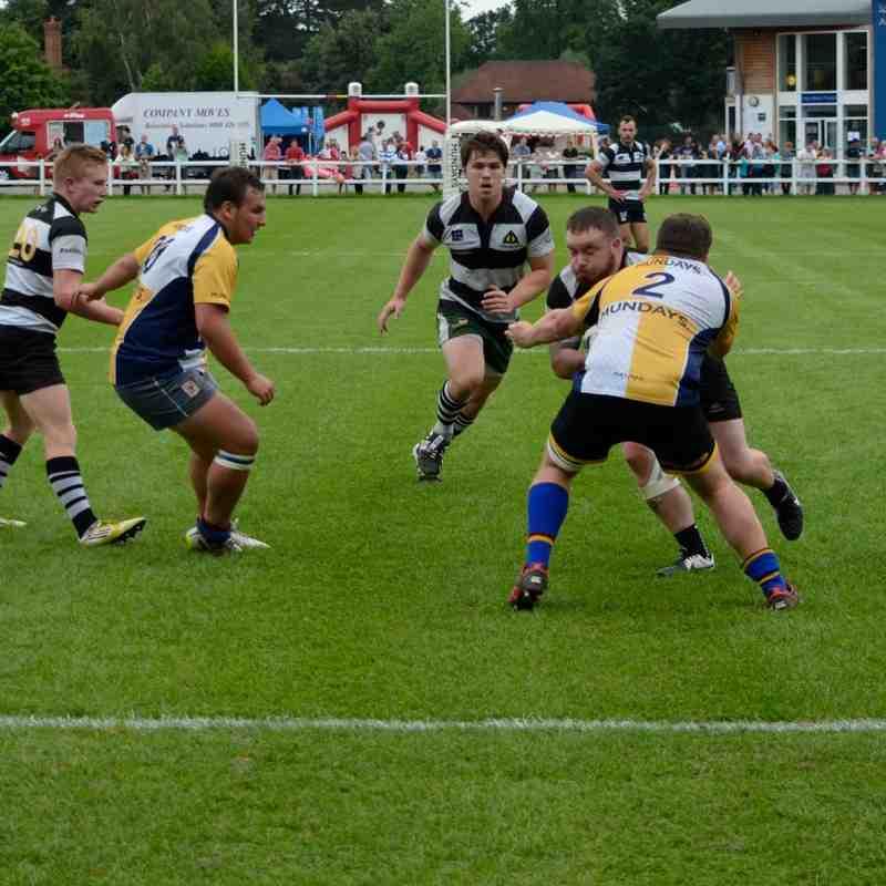U21's  v Cobham (first 25 mins)