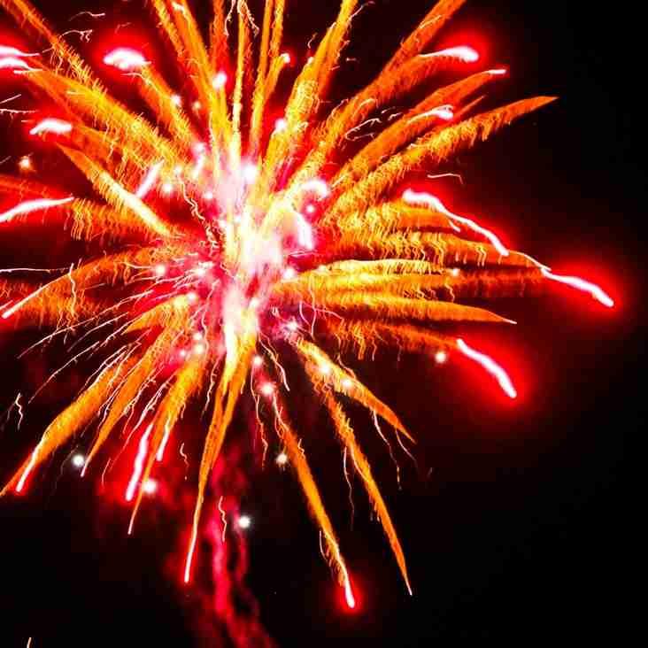 Fireworks best yet !