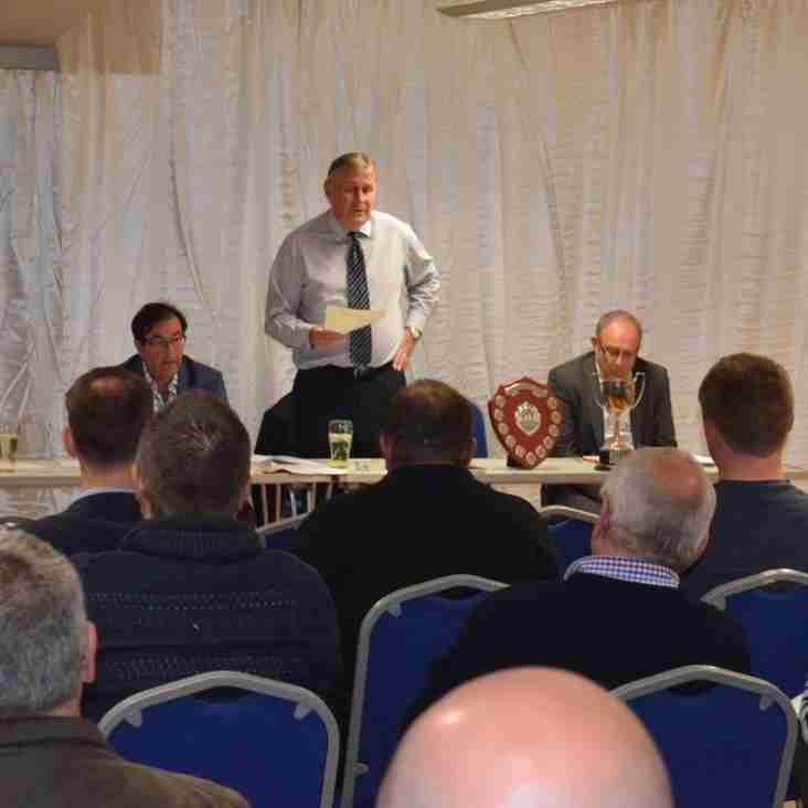 AGM and Club Awards - Highlights.