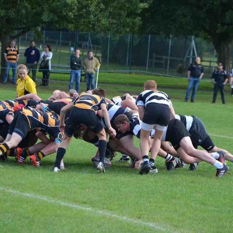 Academy v Camberley 2-10-16