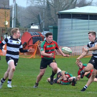 Farnham enjoy early Christmas with 12 try romp over plucky Millbrook