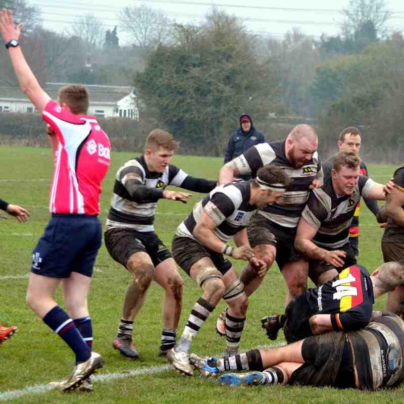 1's v Eastleigh 11-2-17