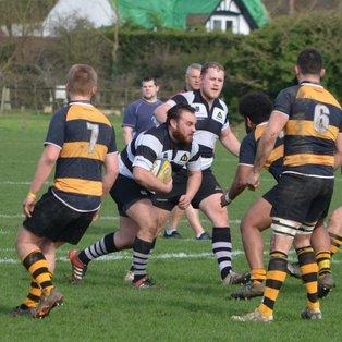 Camberley 2s overcome Farnham 2s