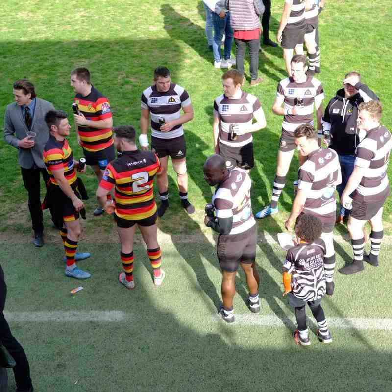 Saltash post match photos by John Trenholm