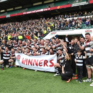 Champagne all the way as Farnham win Twickenham trophy